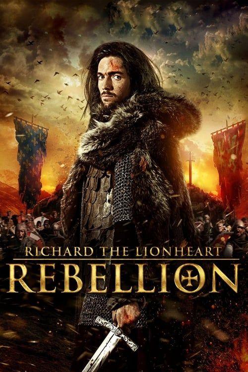 Key visual of Richard the Lionheart: Rebellion