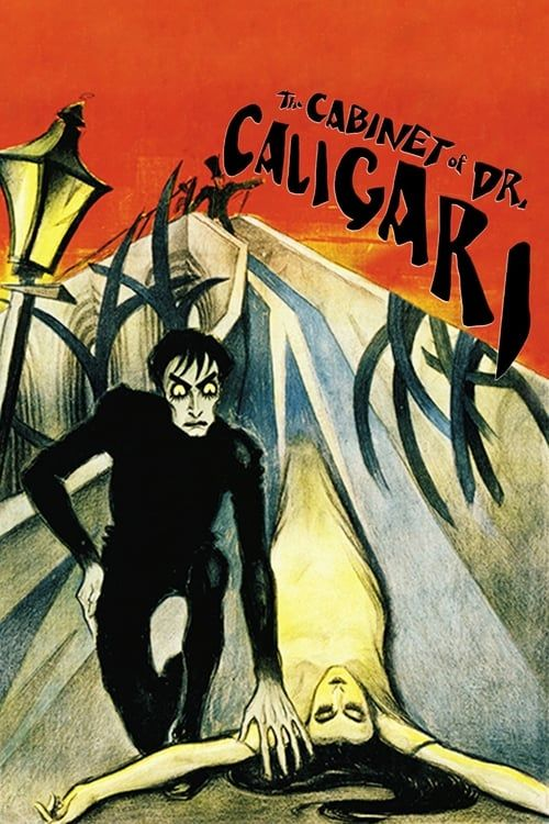 Key visual of The Cabinet of Dr. Caligari