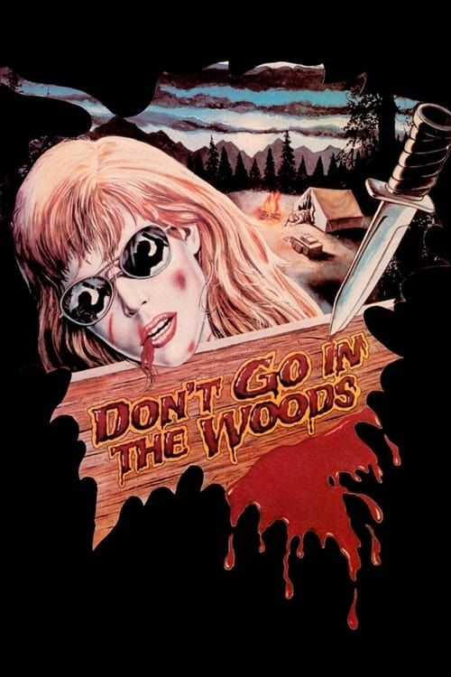Key visual of Don't Go in the Woods
