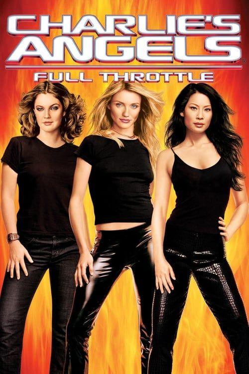 Key visual of Charlie's Angels: Full Throttle
