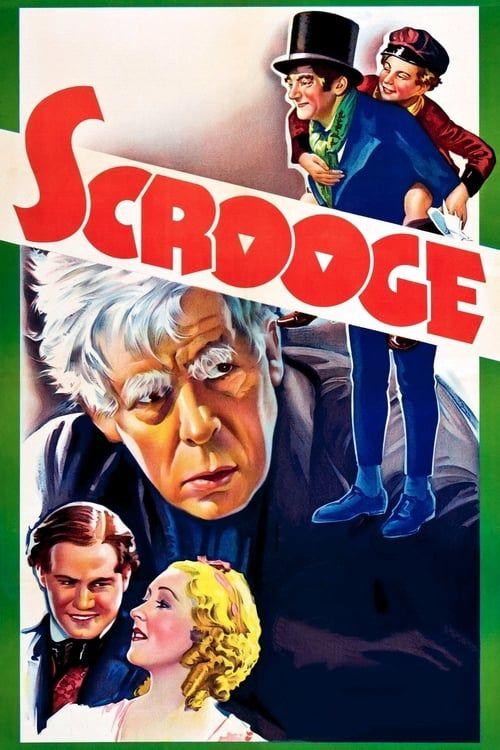 Key visual of Scrooge