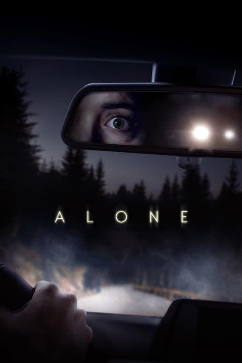 Key visual of Alone
