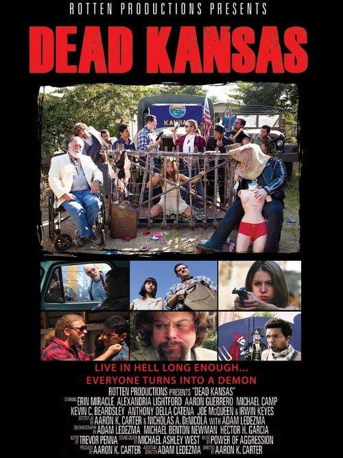 Key visual of Dead Kansas
