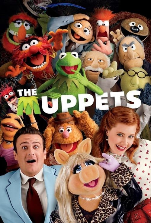 Key visual of The Muppets