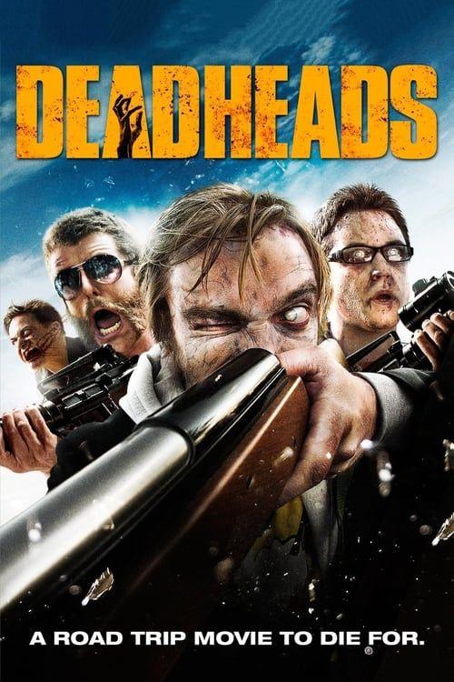 Key visual of DeadHeads