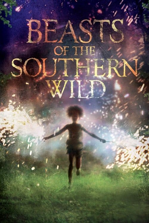 Key visual of Beasts of the Southern Wild