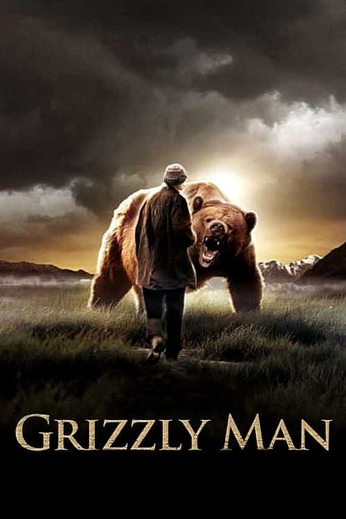 Key visual of Grizzly Man