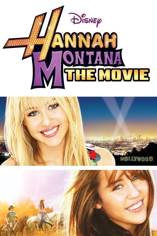 Key visual of Hannah Montana: The Movie