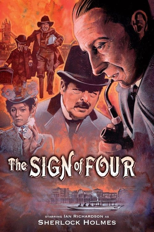 Key visual of The Sign of Four