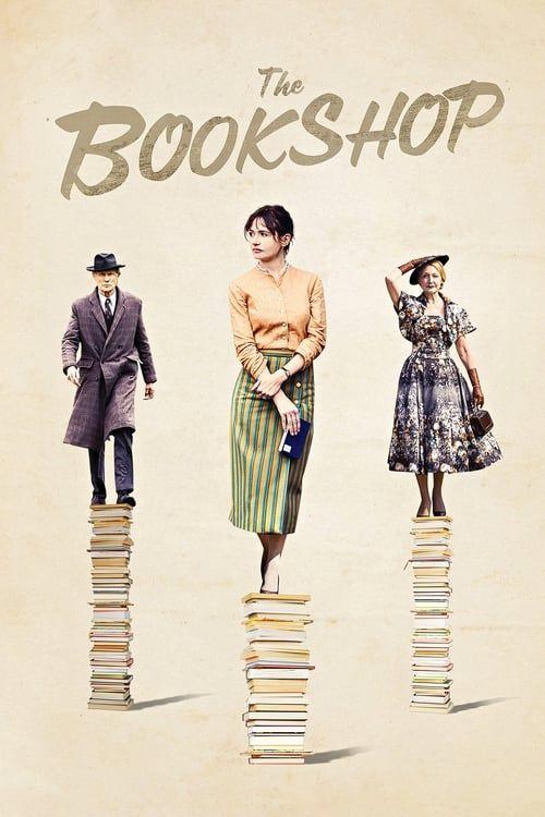 Key visual of The Bookshop