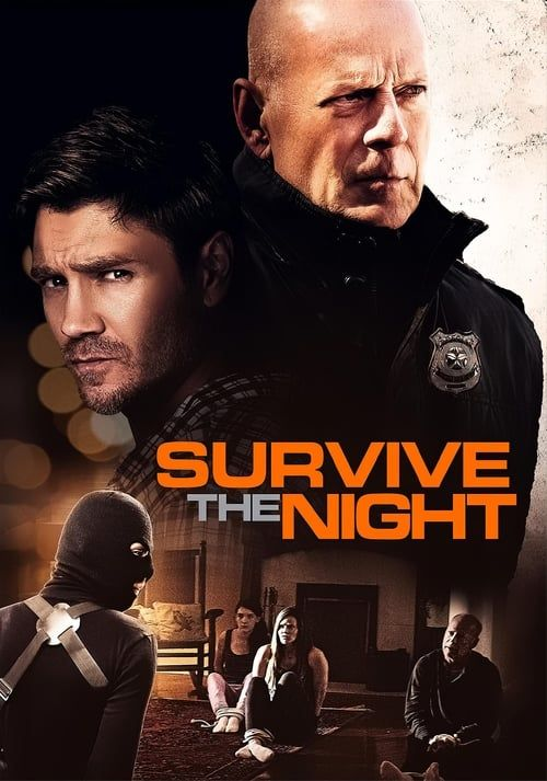 Key visual of Survive the Night