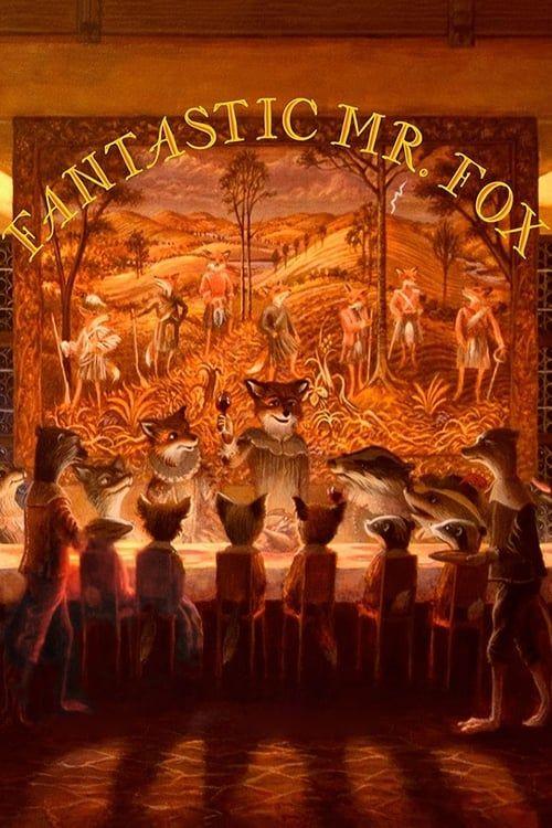 Key visual of Fantastic Mr. Fox