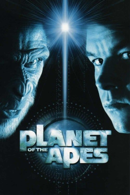 Key visual of Planet of the Apes