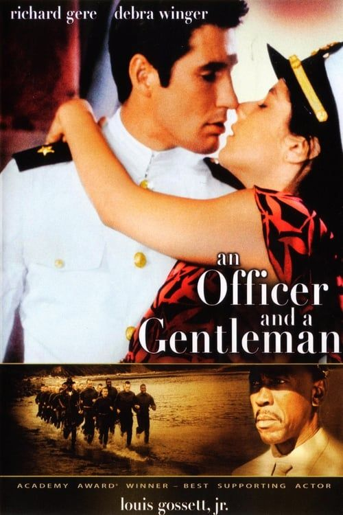 Key visual ofAn Officer and a Gentleman