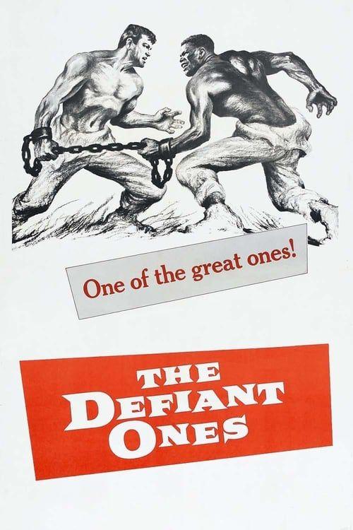 Key visual ofThe Defiant Ones