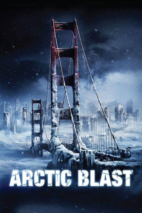 Key visual ofArctic Blast