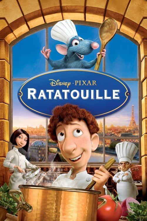 Key visual of Ratatouille