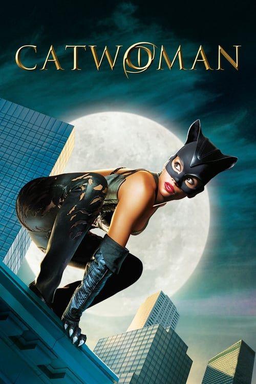 Key visual ofCatwoman