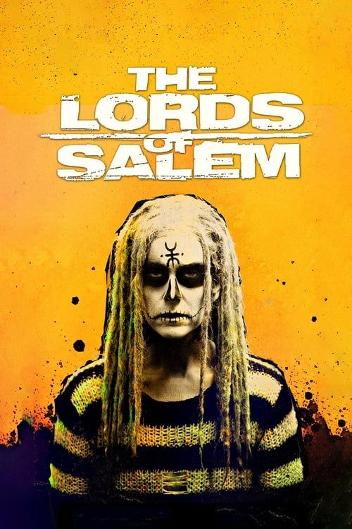 Key visual of The Lords of Salem
