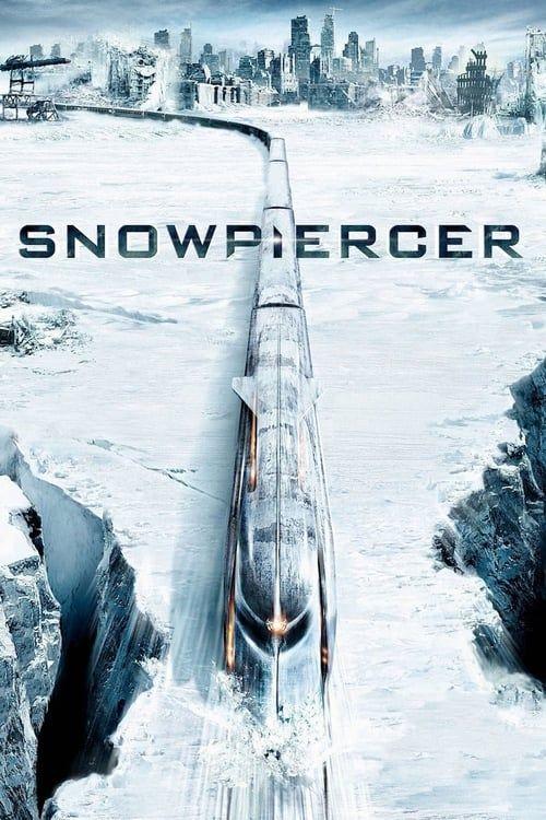 Key visual of Snowpiercer
