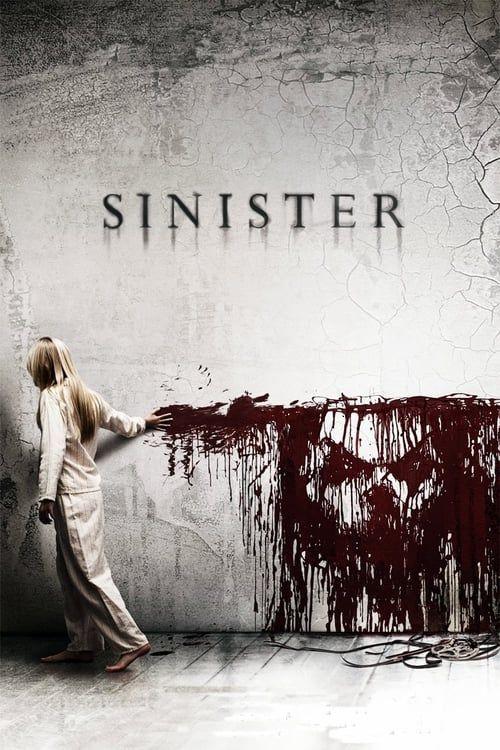 Key visual of Sinister
