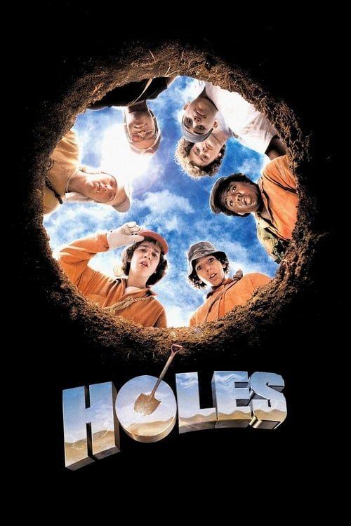 Key visual ofHoles