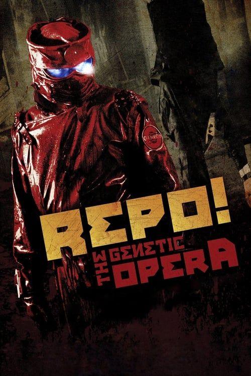 Key visual ofRepo! The Genetic Opera