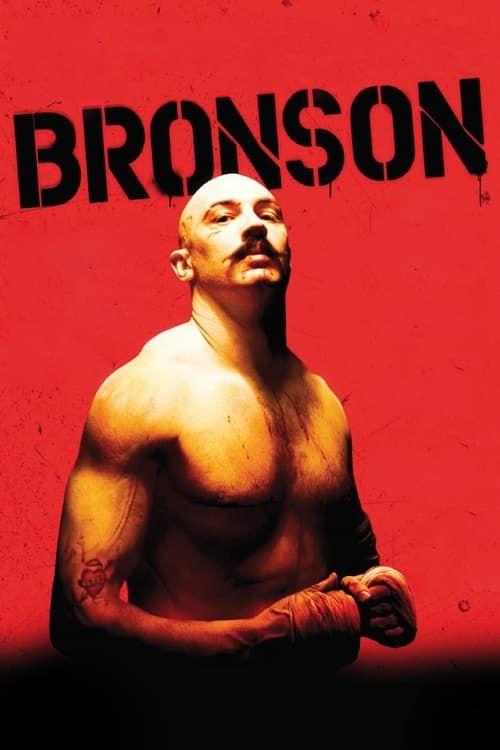 Key visual of Bronson