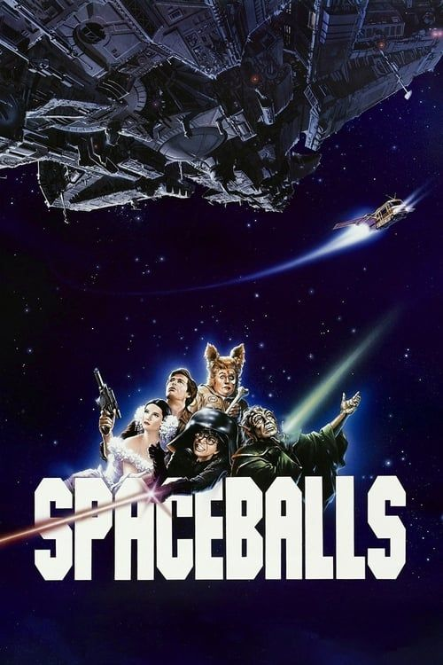 Key visual of Spaceballs