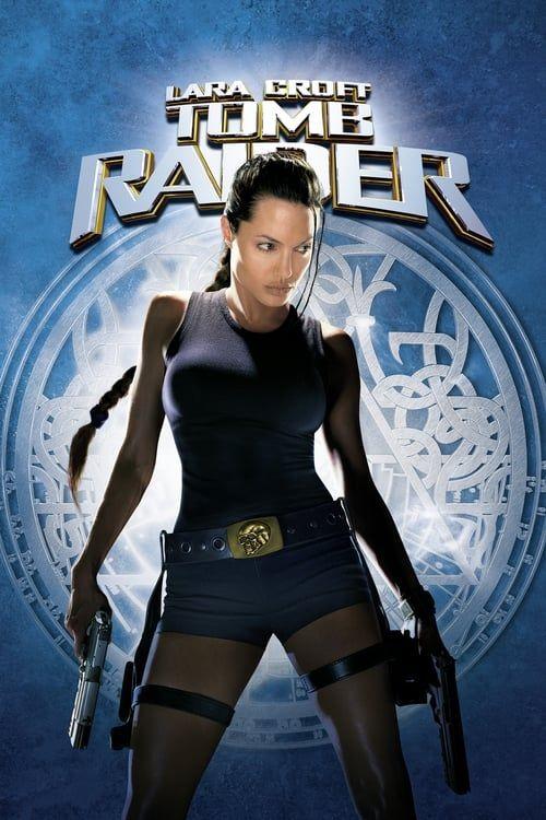 Key visual ofLara Croft: Tomb Raider