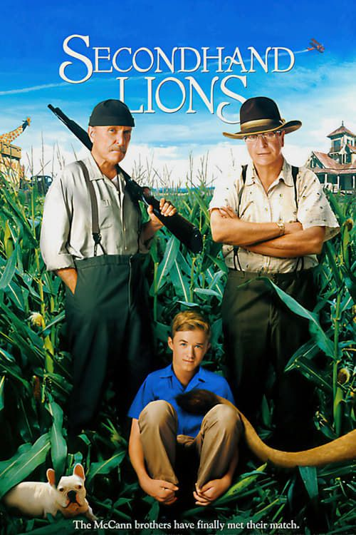 Key visual ofSecondhand Lions