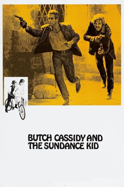 Key visual of Butch Cassidy and the Sundance Kid