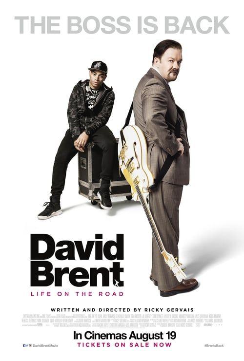 Key visual of David Brent: Life on the Road