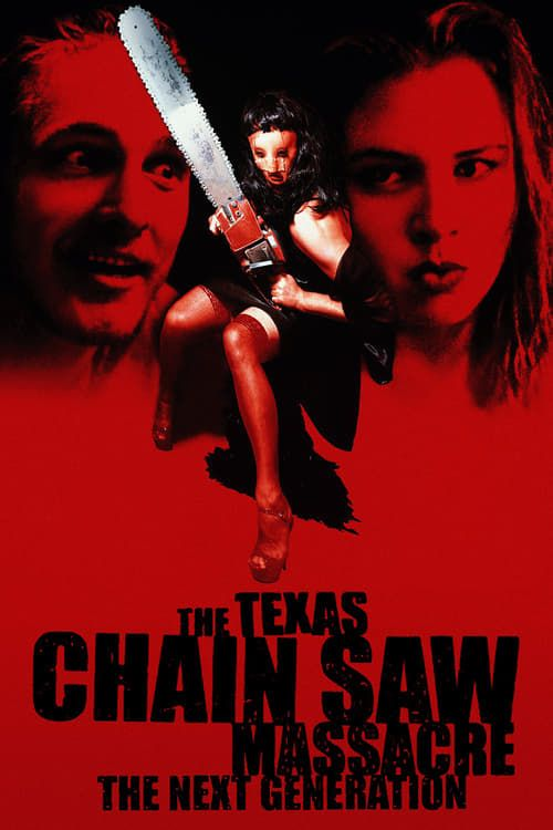 Key visual of Texas Chainsaw Massacre: The Next Generation