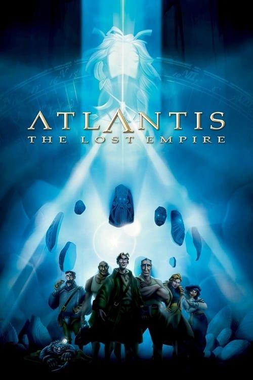 Key visual ofAtlantis: The Lost Empire