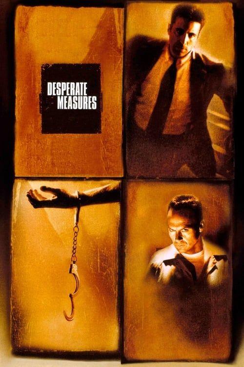 Key visual of Desperate Measures