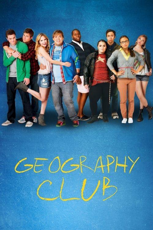 Key visual ofGeography Club