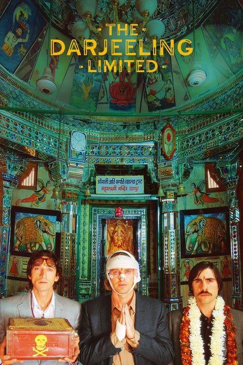 Key visual of The Darjeeling Limited