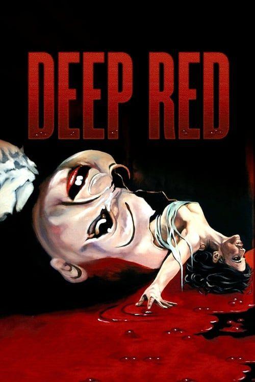 Key visual of Deep Red