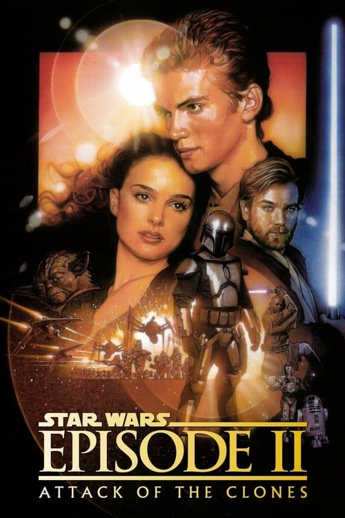 Key visual of Star Wars: Episode II - Attack of the Clones