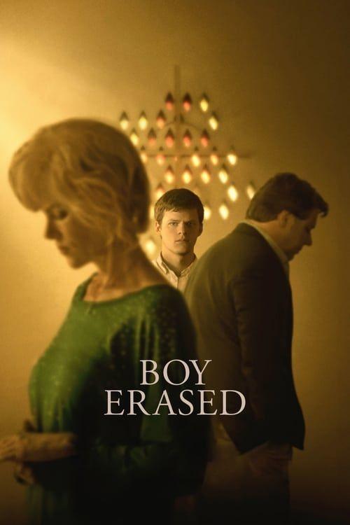 Key visual of Boy Erased