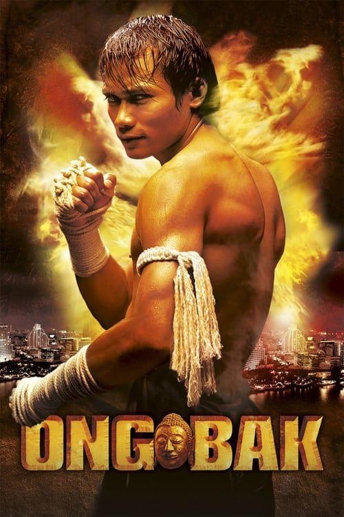 Key visual of Ong Bak: Muay Thai Warrior