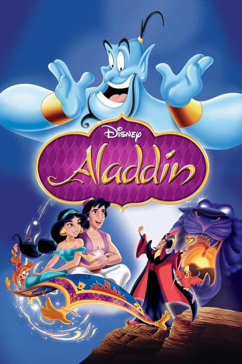 Key visual of Aladdin