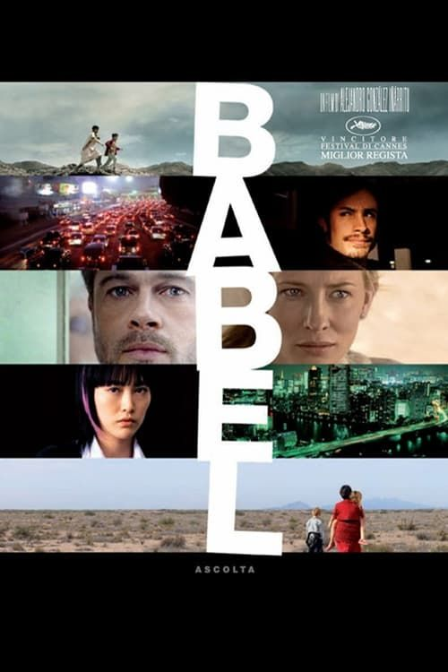 Key visual ofBabel