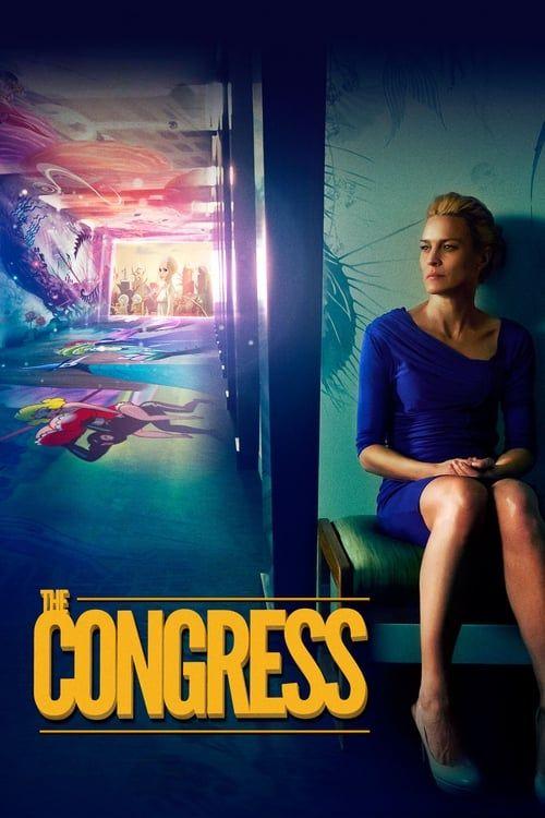 Key visual ofThe Congress