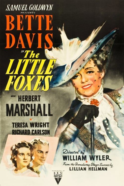 Key visual of The Little Foxes