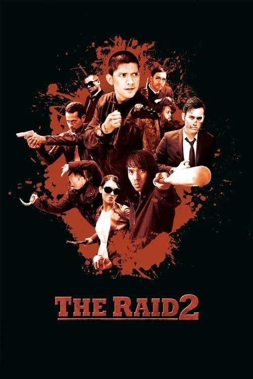 Key visual of The Raid 2
