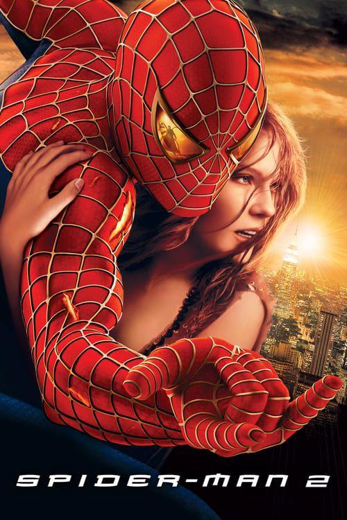 Key visual of Spider-Man 2
