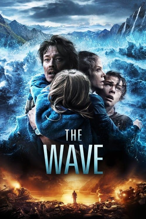 Key visual of The Wave