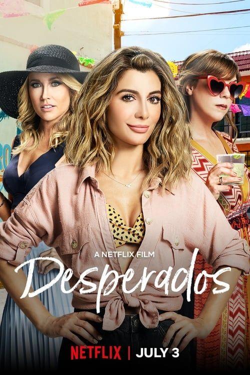 Key visual of Desperados